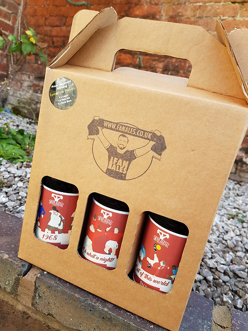 MUFC INSPIRED GIFT PACK
