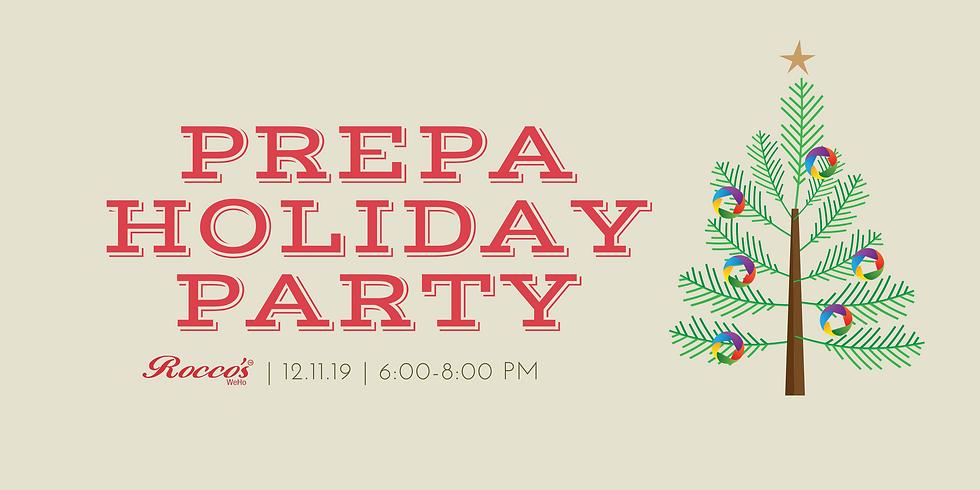 PREPA Holiday Party