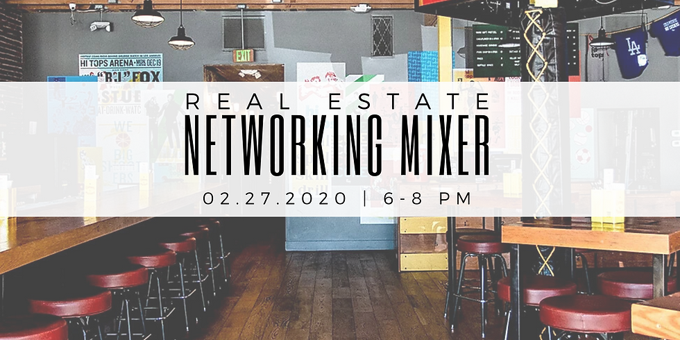 February Networking Mixer