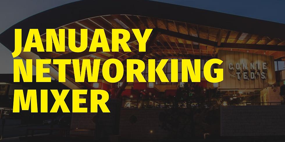 January Networking Mixer