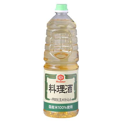 八甲田伏流水料理酒 1.8L×6本【1611011】