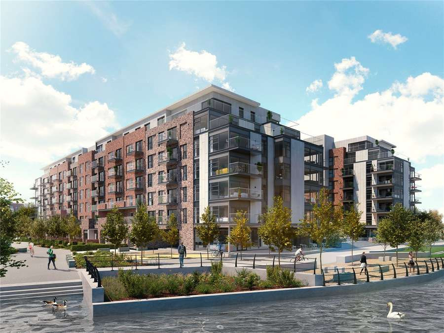 Qualpaint has commence works supporting the construction of luxury city centre apartments.