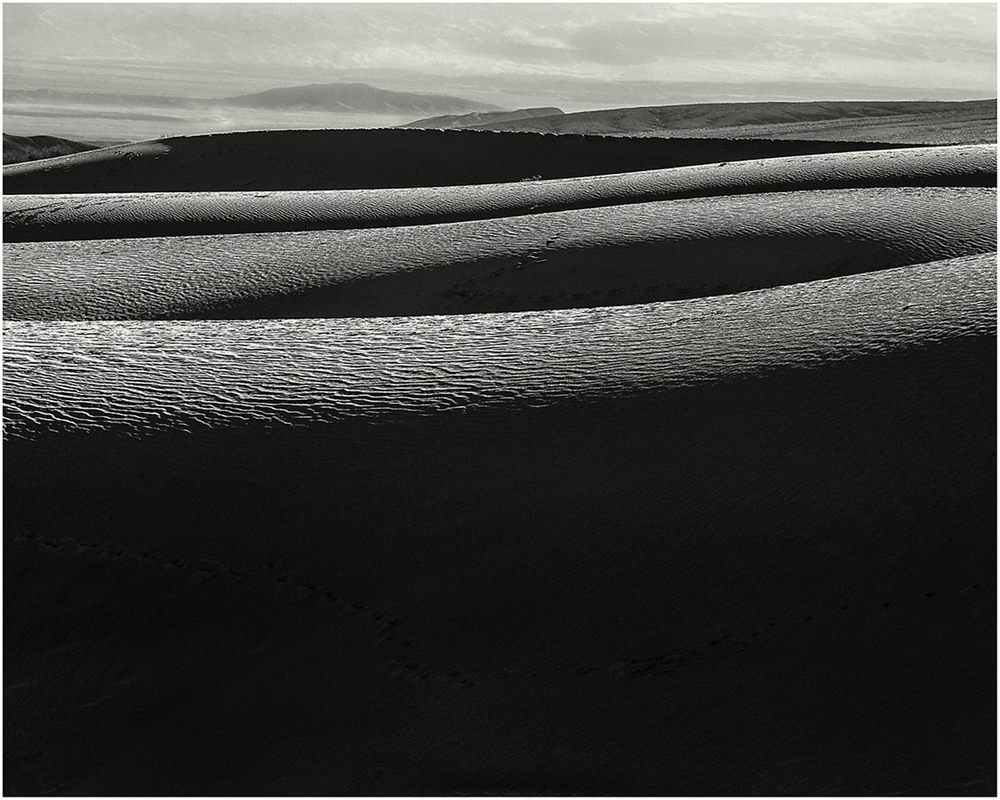 Death Valley Dunes No7, CA 2017