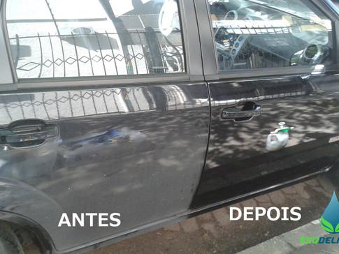 Lavagem ecológica em Porto Alegre