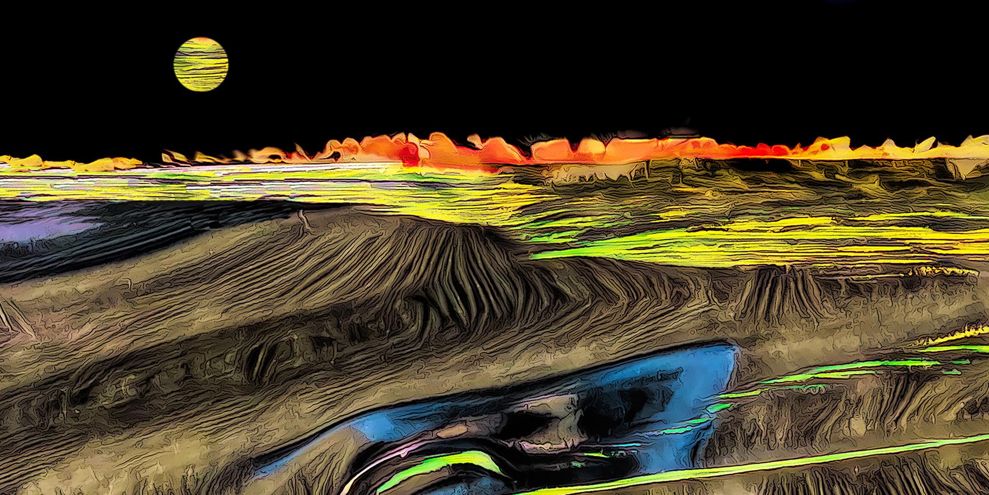 faux landscape 9