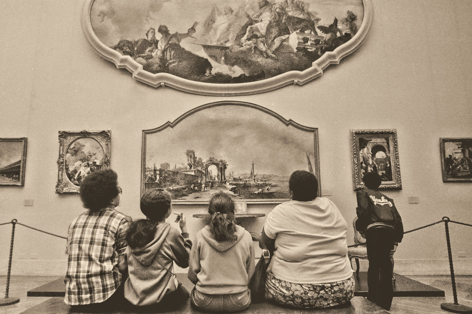 Family Experience at the Met