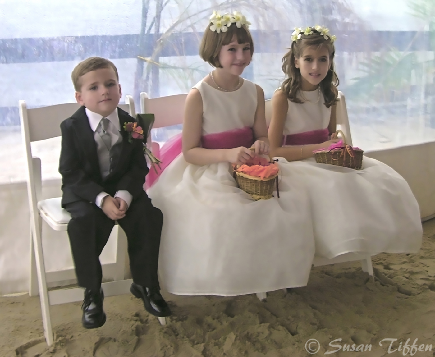 Boys Don't Really Like Weddings Susan Tiffen
