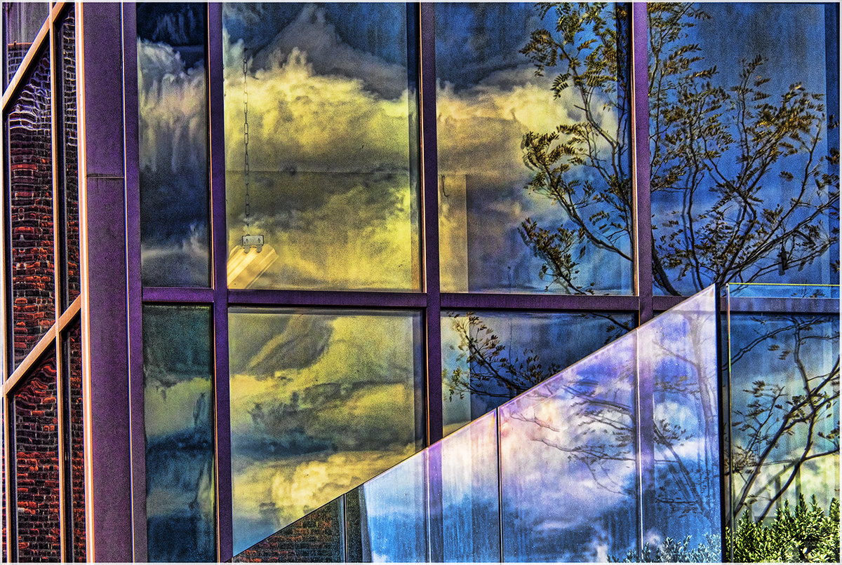 Reflections in a Glass House