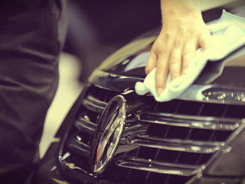 5 Dicas para manter a pintura do seu carro sempre perfeita