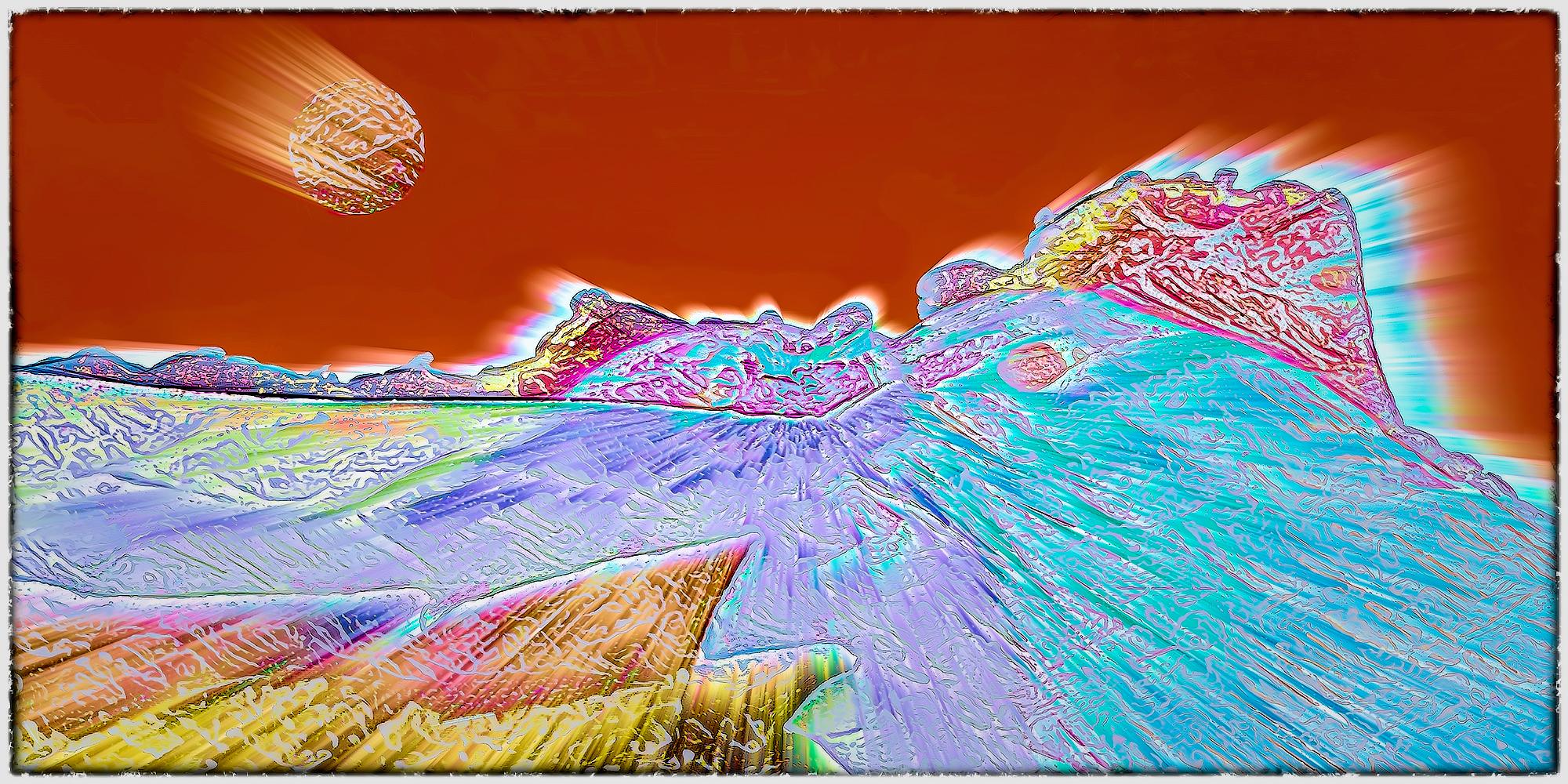 faux landscape 6