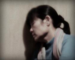 Dozing Woman-web