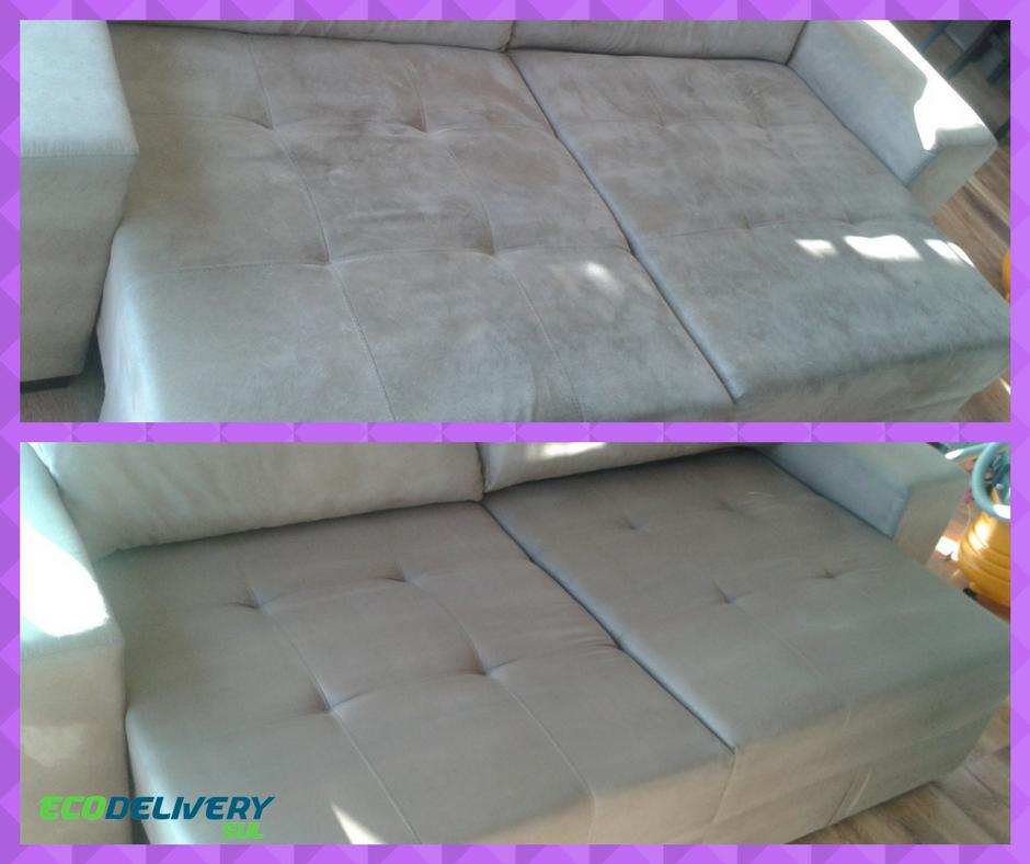 higienização de sofá em canoas