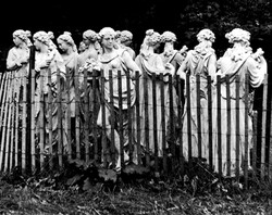 Statues Gather Together
