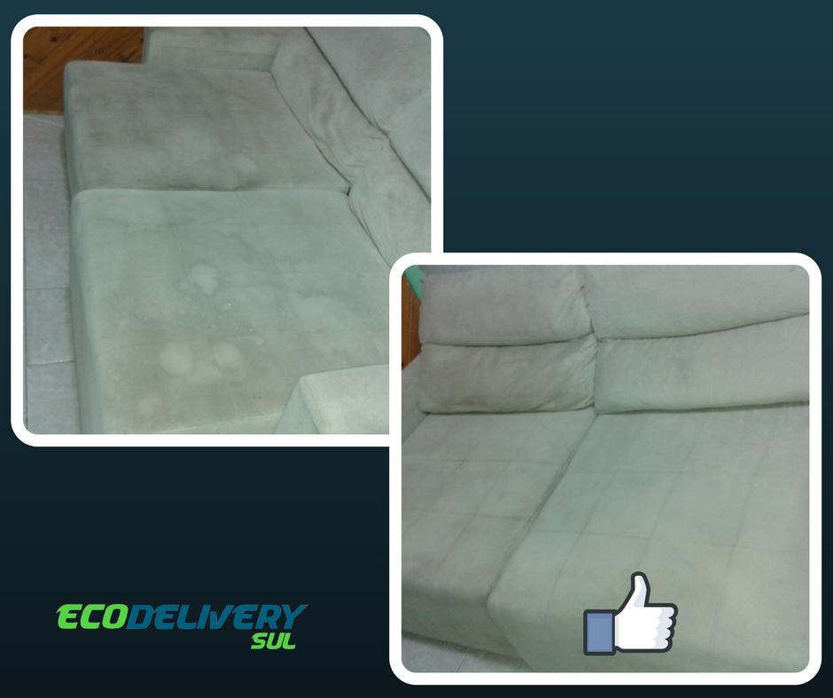 higienização de sofá em montenegro