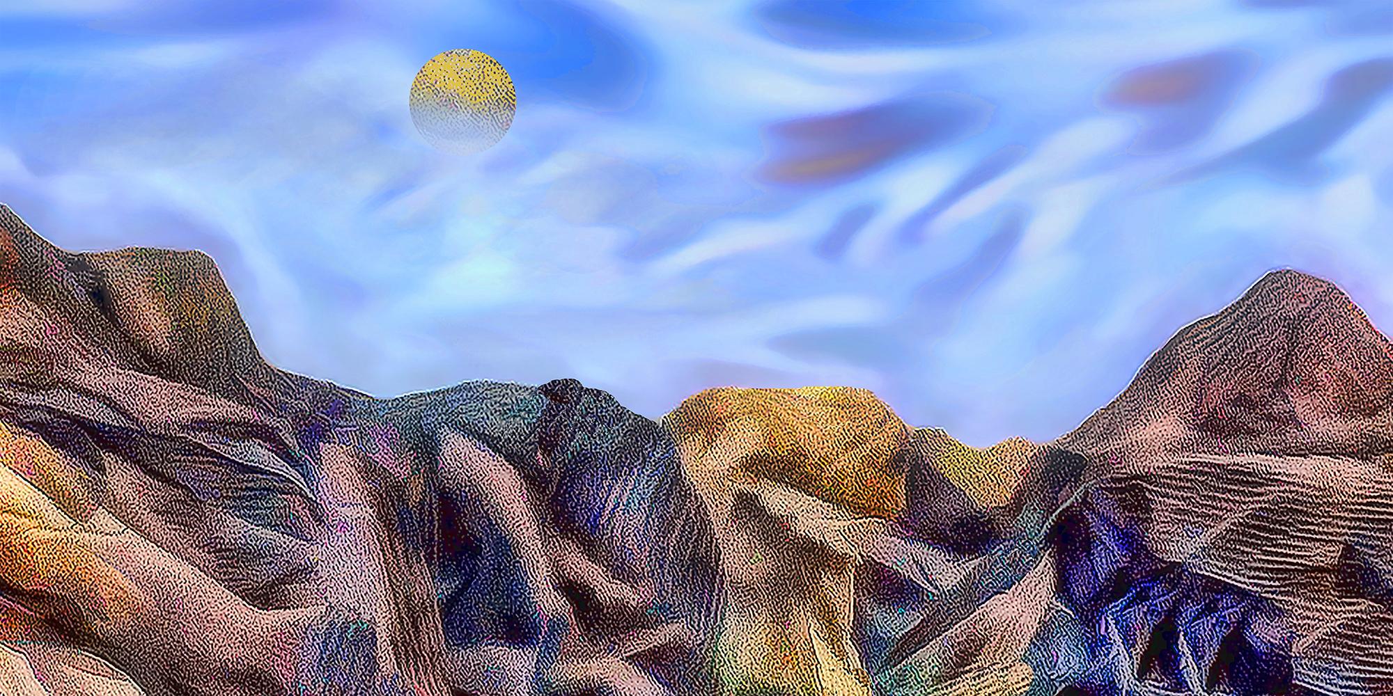 faux landscape 2