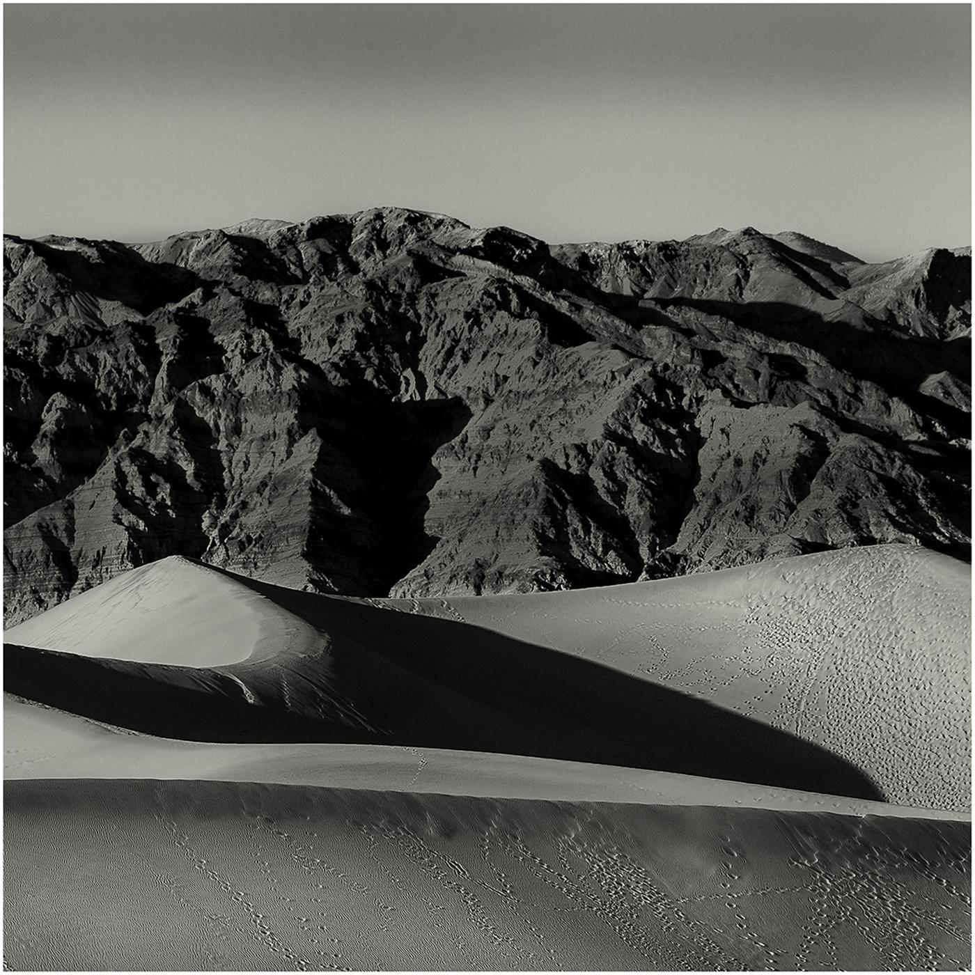 Death Valley Dunes No5, CA 2017