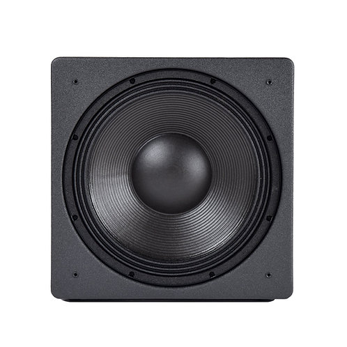 "Power Sound Audio S18ipal 18"" Sealed Subwoofer"