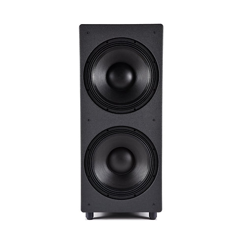 """Power Sound Audio TV36ipal - Dual (tall) Vented/Ported 18"""" Subwoofer"""