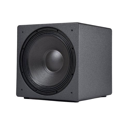 "Power Sound Audio S1812 18"" Sealed Subwoofer - Used"