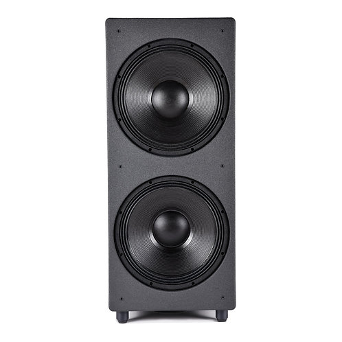 """Power Sound Audio TV3612 - Dual (all) Vented/Ported 18"""" Subwoofer"""