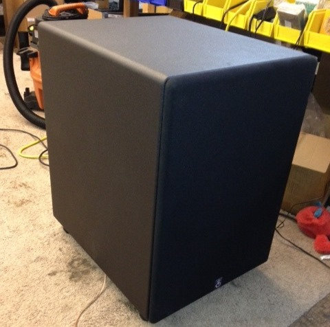 "Power Sound Audio TV18ipal - 18"" Tall Vented (ported Subwoofer)"