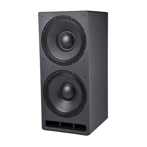 """Power Sound Audio TV42ipal - Dual (tall) Vented/Ported 21"""" Subwoofer"""