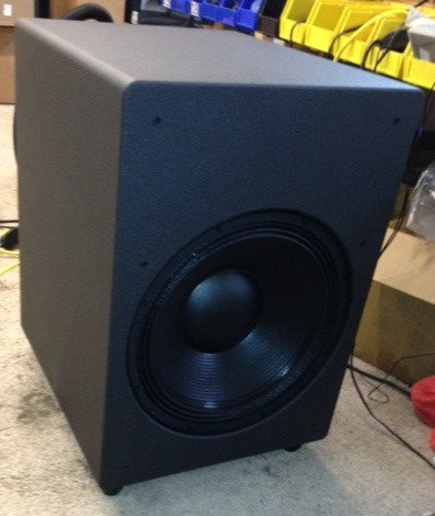"""Power Sound Audio TV1812 - 18"""" Tall Vented (ported Subwoofer)"""