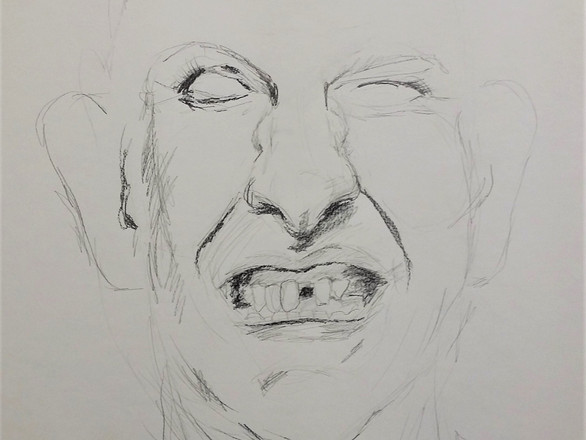 Internet Mugshot Drawing