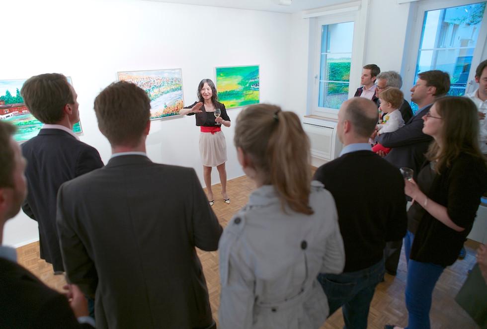 Art Exhibition Jing Li