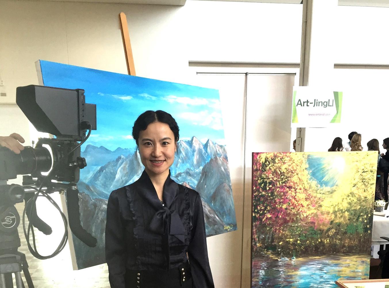 Interview innovative artist