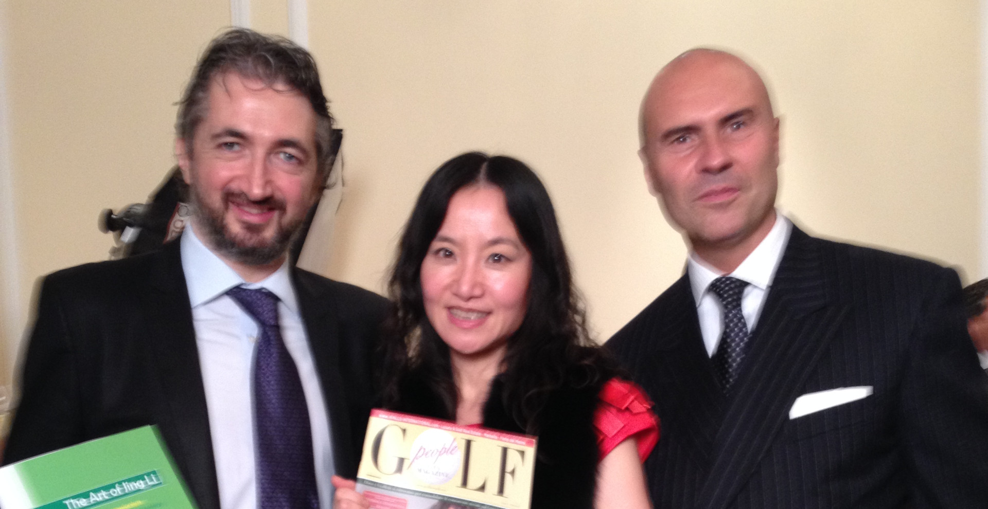 ART JING LI in Milano GALA