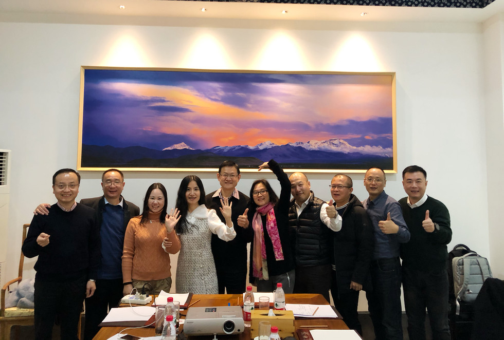 Workshop for Global Company