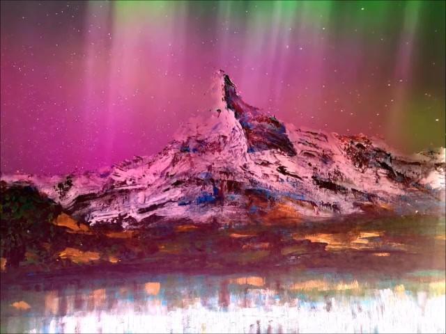Digital Art Switzerland Matterhorn_short