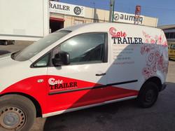 Caretrailer rotulacion furgoneta