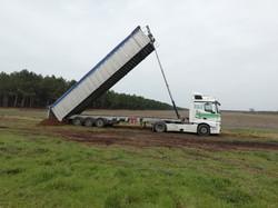 Rotulación de camión(2)
