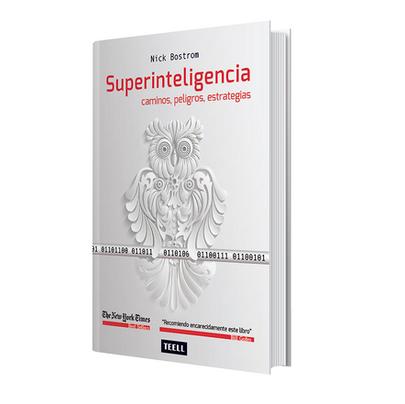 Diseño Portada Superinteligencia