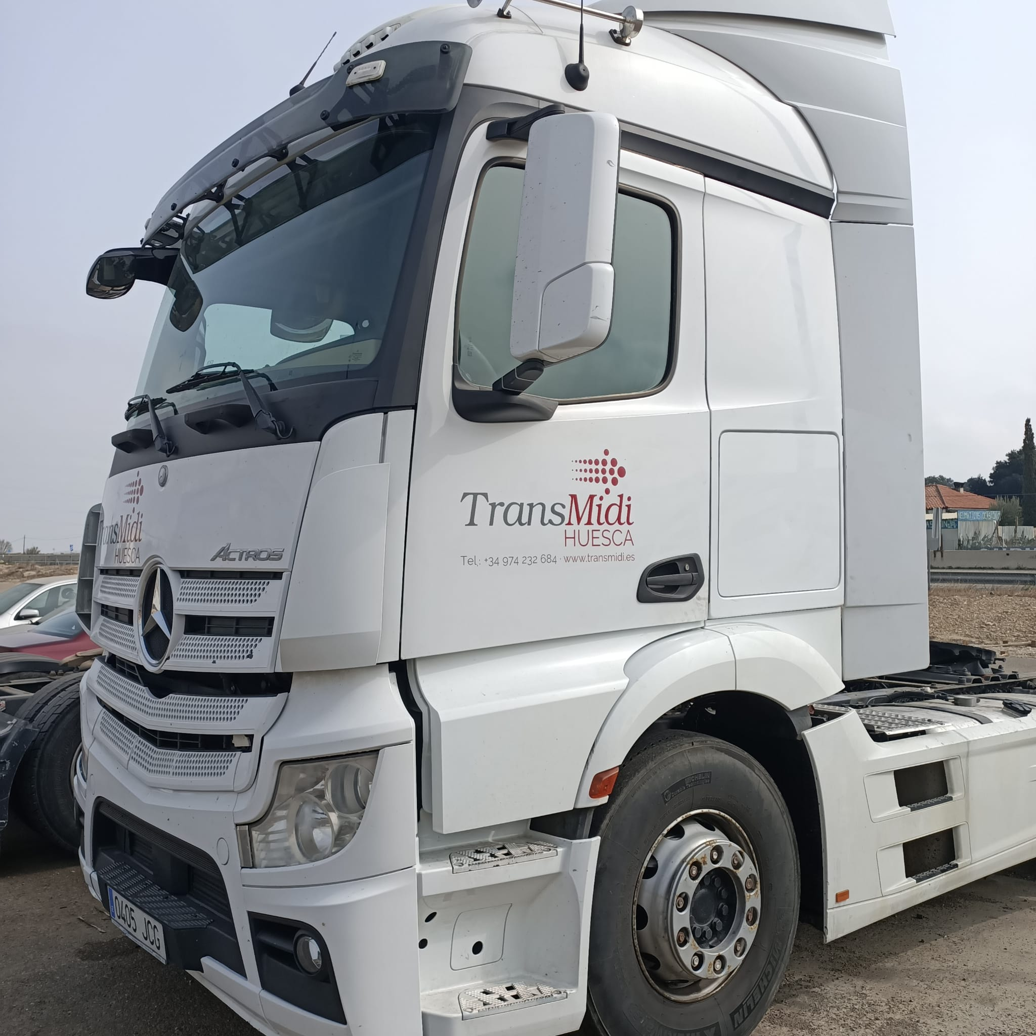 Rotulación tractora Transmidi