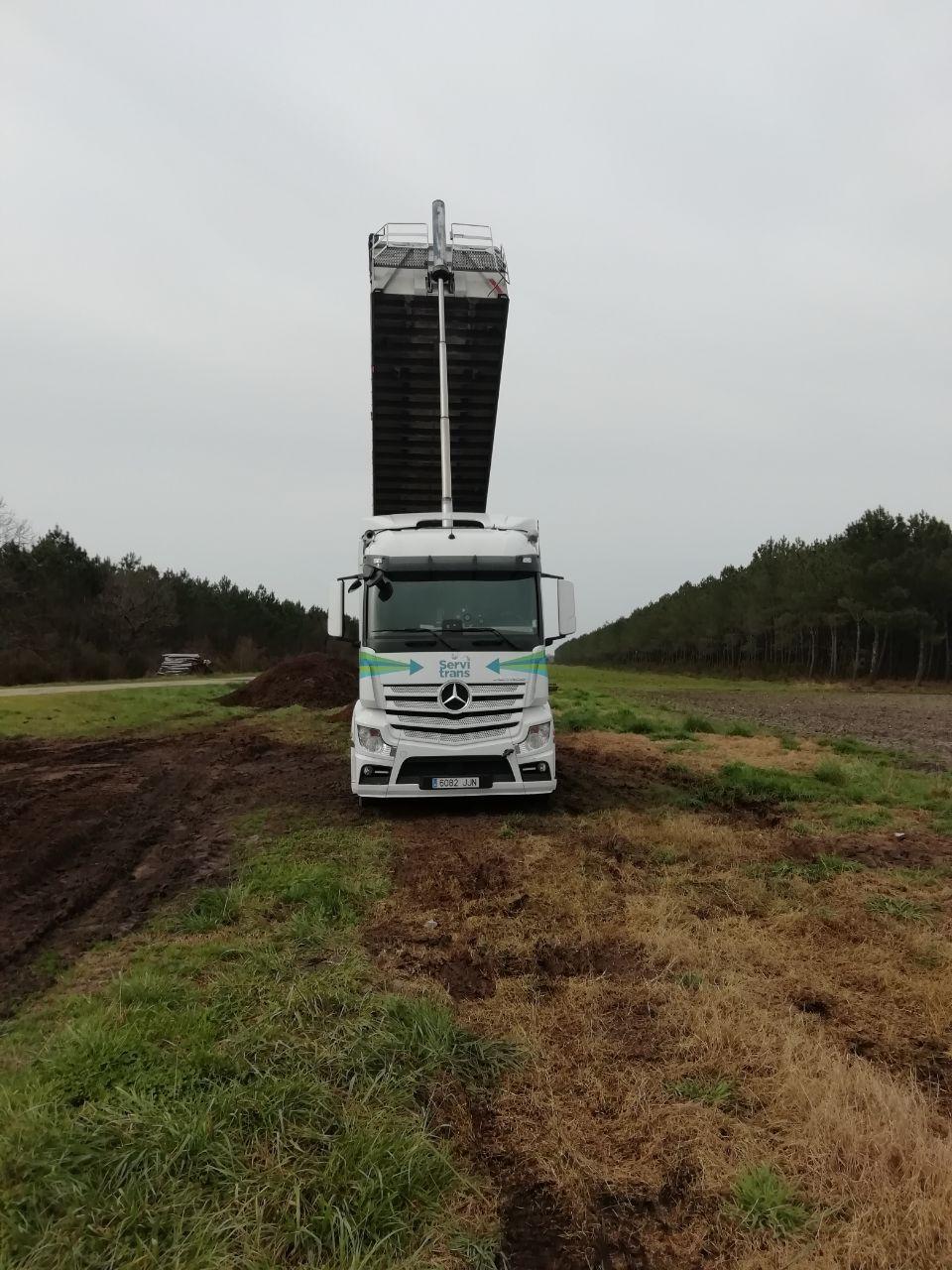 Rotulación de Camión