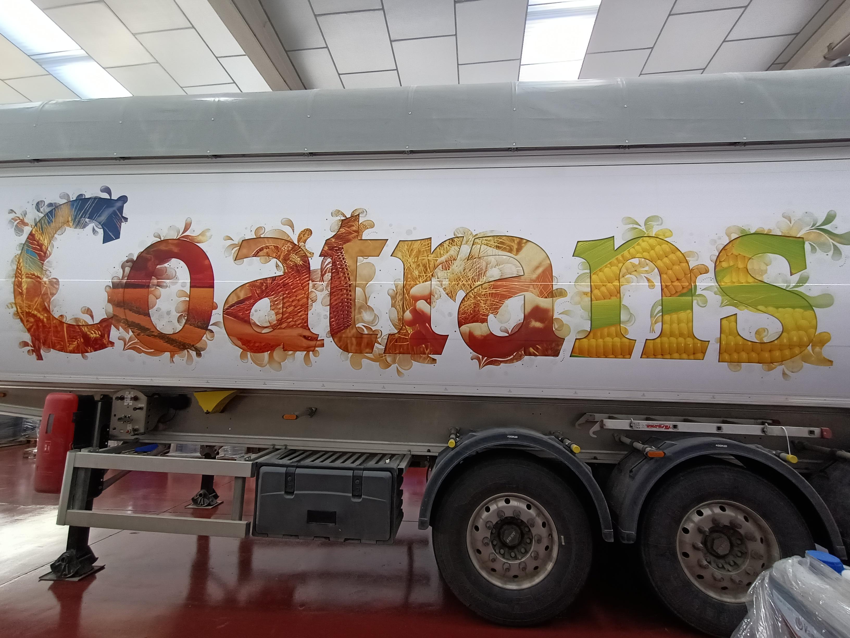 Rotulación bañera Coatrans 1