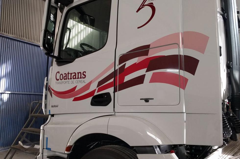 Rotulacion camion zaragoza