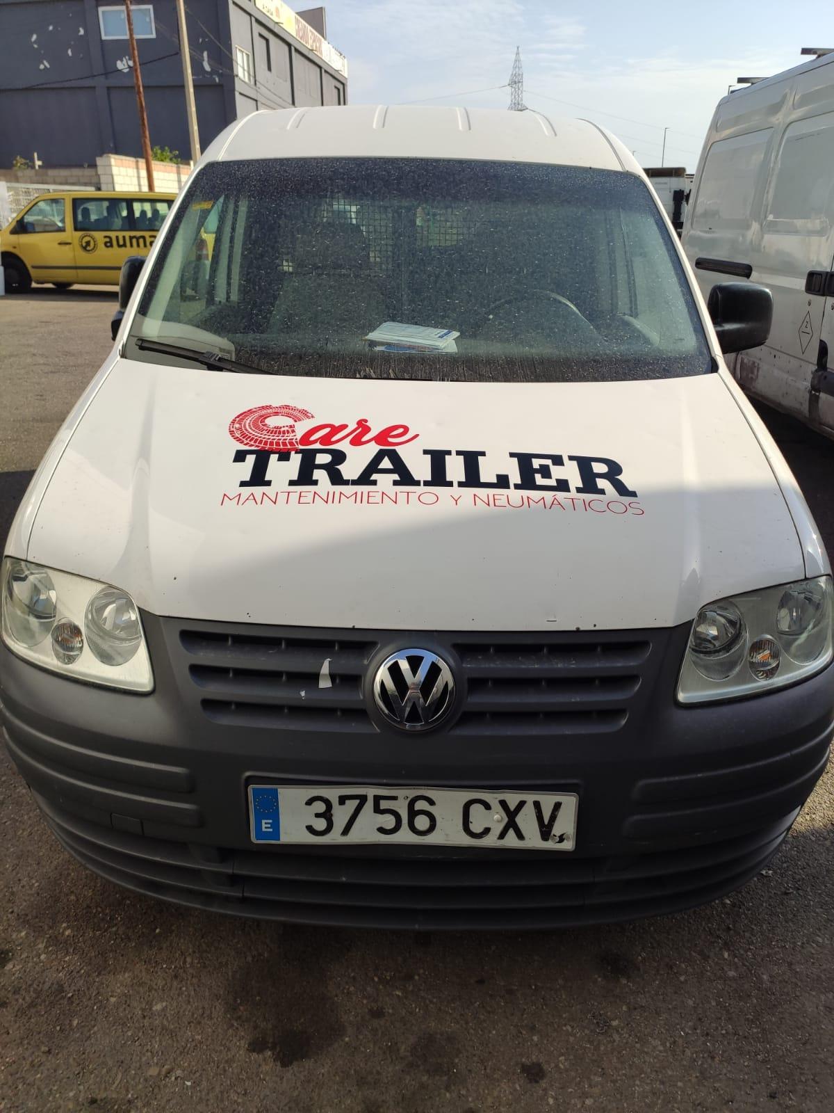 Caretrailer rotulacion furgoneta 2