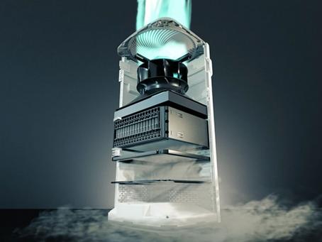 世界最高峰の空気清浄機 AIR DOG導入のお知らせ