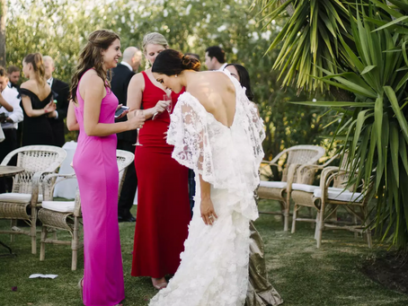 The Wedding Dress Bustle Types You Need to Know