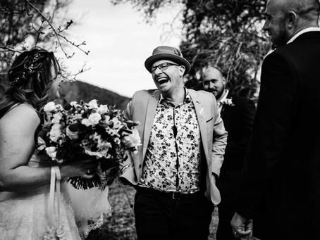 Meet Jeff Hindmarsh Marriage Celebrant                       Wedding Specialist DJ & MC