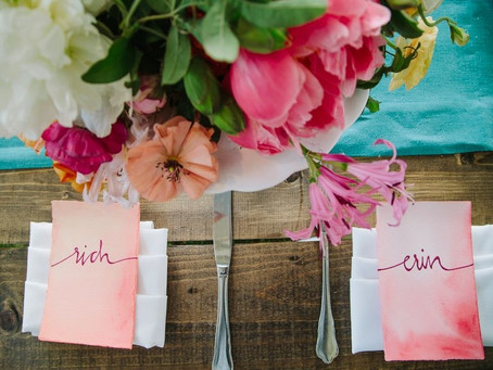 How to Seat Your Guests at the Wedding Reception.