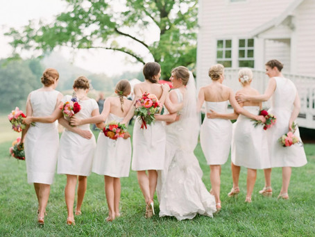 Don't Want a Maid of Honour? That's Perfectly OkayYou might not want one, and that's 100 percent ok.