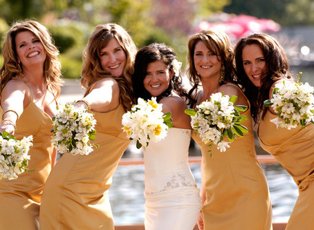 Who pays for Bridesmaids dresses?