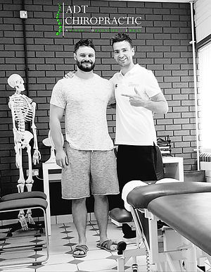 Back pain Ash Lewis BDFPA 90kg ADT Chiropractic welsh powerlifting champion Cardiff