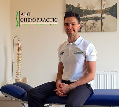 Rob Kingdom Chiropractor ADT Chiropractic