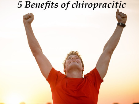5 researched benefits of chiropractic care